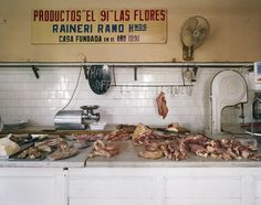 Argentina's Rural Stores Are a Fraying Link to the Past Shops, Butcher Shop, Beef Recipes, Recipies, The Past, Meat, Chicken, Cooking, Food