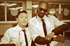 """Psy And Snoop Dogg To Unveil Their New Collaboration """"Hangover"""" June 8 On Jimmy Kimmel Live"""
