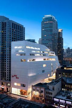 SF MoMA (Snohetta; photo Henrik Kam) | http://www.wsj.com/articles/san-franciscos-art-scene-branches-out-1458660453
