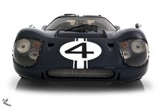 Ford GT40 MK IV 1967 Le Mans