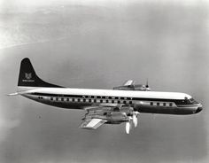 Photo: This Day in Aviation History December 6th, 1957 First flight of the Lockheed L-188 Electra.  The Lockheed L-188 Electra is an American turboprop airliner built by Lockheed. First flown in 1957, it was the first large turboprop airliner built in the United States. Initial sales were good, but after two fatal crashes that led to expensive modifications to fix a design defect, no more were ordered. However, with its unique high power-to-weight ratio, huge propellers and very short wings…