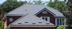 Clay Look Metal Roof Picture