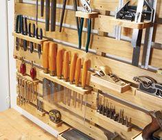 Shop Storage Ideas