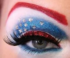 .... Decorated Eyeshadow Ideas ..
