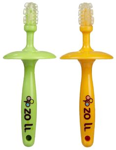 Zoli Baby Gummy Sticks Gum Massager - perfect for baby, easy to hold and get into his mouth
