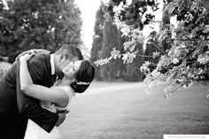 """This lovely couple said """"I do"""" 26 September 2015 at Oakfield Farm. Black Tie Invitation, Sitting In A Tree, Hush Puppies, Hush Hush, Wedding Pictures, Bridesmaid Dresses, Bridal, Couple Photos, Couples"""