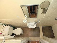 Bagno In Camera Piccolissimo : Fantastiche immagini su piccolo bagno bagno decorazione per