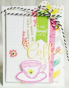 It's that time! I had so much fun participating in the Spring Coffee Lover's Blog Hop that I had to do the summer one, too. We had to ...