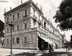 Shepheard's Hotel Gomhurriya St., Cairo