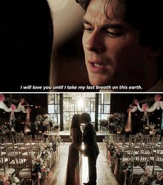 tvd 6x21 sneak peek and there love will last forever just like Bella and Edward will...