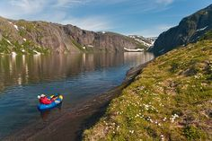 Birth of a Canadian national park #Labrador's Mealy Mountains