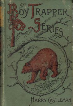 awesome old book cover!