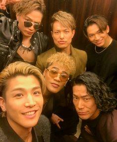TakanoriIwata&Hiroomi TosakaHiroomiELLY&Ryuji Imaichi&NAOKI&NAOTO