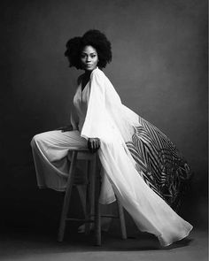 A Neo African Encounter Portrait Inspiration, Photoshoot Inspiration, Black Girls Rock, Black Girl Magic, African Women, African Fashion, Aesthetic People, Grown Women, Vogue