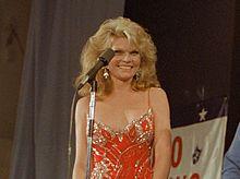 Cathy Lee Crosby - Wikipedia, the free encyclopedia