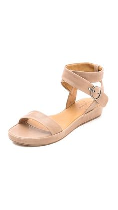 2bc8bf913143c Coclico Shoes Ramsey Flat Sandals.  350. Shopbop. Nude Sandals