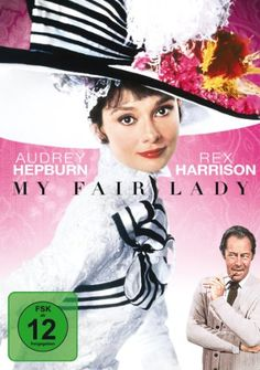 My Fair Lady: Amazon.de: Audrey Hepburn, Sir Rex Harrison, Wilfrid Hyde-White, Frederick Loewe, André Previn, George Cukor: