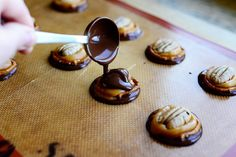 Pretzel Turtles by Ree Drummond / The Pioneer Woman, via Flickr