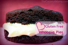 Gluten Free Whoopie Pies
