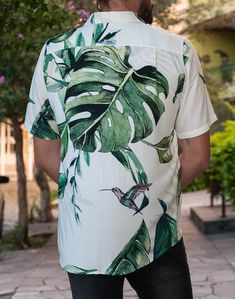 Aloha Shirt, T Shirt, Stylish Shirts, Tomboy, Mens Fashion, Mens Tops, London, Clothes, Summer