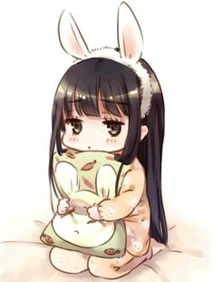 Kawaii Chibi Little Anime Girl Gifs Kawaii, Art Kawaii, Manga Kawaii, Loli Kawaii, Cute Anime Chibi, Kawaii Chibi, Kawaii Anime Girl, Anime Art Girl, Manga Anime