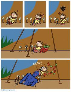 Pikmin Comic