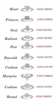 Engagement Rings 101 Everything You Need To Know Dream