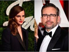 Emma Watson wrote Steve Carrel a public thank you note for supporting #heforshe | He For She | Happy Place