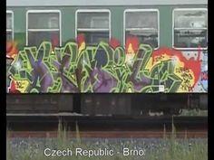 East side Brno 2010  graffiti