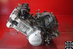 93 Yamaha Fzr600 Engine Motor 7,348 MILES