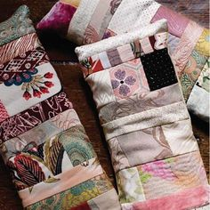 Learn how to make silk scrap wheat bags. Selvedge Magazine is an independent textile publication. Visit www.selvedge.org to subscribe to the magazine, enter a competition, read our daily blog, make a craft project or find textile workshops & events.
