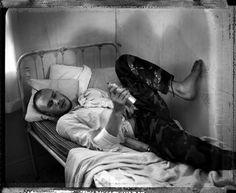 Heath Ledger photographed by Anthony Mandler 2002