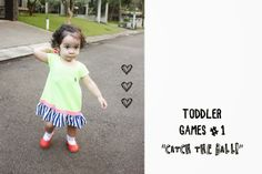 Toddler Games