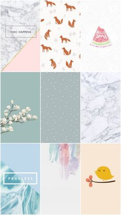 18 Minimalist wallpapers for your cell phone - Jessica Flores Cover Wallpaper, Macbook Wallpaper, Wallpaper Iphone Disney, Tumblr Wallpaper, Mobile Wallpaper, Pattern Wallpaper, Tumblr Backgrounds, Pretty Backgrounds, Jessica Flores