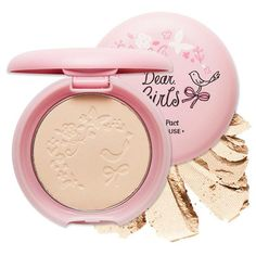 ETUDE Dear Girls Be Clear Pact Compact Powder