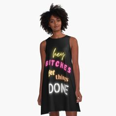 I Dress, Shirt Dress, Chiffon Tops, Designer Dresses, Athletic Tank Tops, Tees, Clothes, Awesome, Printed