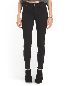 fbe888898f9c image of Juniors High Waist Ankle Jean Jeans Pants, Ankle Jeans, Capsule  Wardrobe,