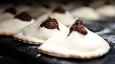 Mpanatigghi biscuits, a traditional Modicani take on the classic empanada