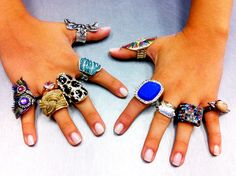 New rings only $9.99!