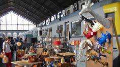 Unono - 5 flea markets in Madrid to finally get started on this fashion revolution