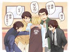 Detective, Police Story, Detektif Conan, Kudo Shinichi, Police Academy, Magic Kaito, Case Closed, Comic Games, Kokoro