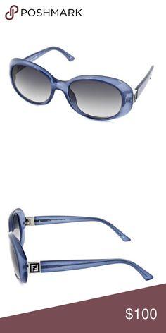 NWT fendi sunglasses 2 pairs of designer sunglasses for $150. Check out my closet Fendi Accessories