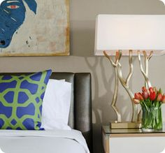 Deluxe guestroom at Hotel Palomar Phoenix (NYE package, inc 4-course dinner, drinks, etc. for $249) at cityscape