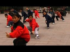 Yang Style Tai Chi From Empty Mind Films  In this beautifully filmed video by Empty Mind Films, Master Cui Zhongsan teaches a tai chi clas...
