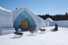 Afbeelding voor ijshotel noordpool