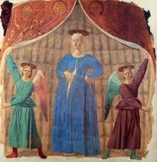 Image result for Madonna del Parto by Piero della Francesca