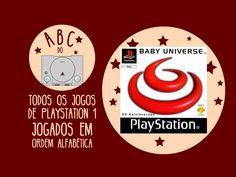 3D-Kaleidoscope   Baby Universe - Gameplay comentado em português [ABC d...
