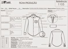 ficha tecnica moda - Buscar con Google