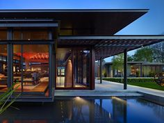 Olson Kundig Architects - Projects - Pavilion House