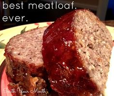 South Your Mouth: Best Meatloaf. Ever.